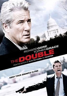 DOUBLE BY GERE,RICHARD (DVD)