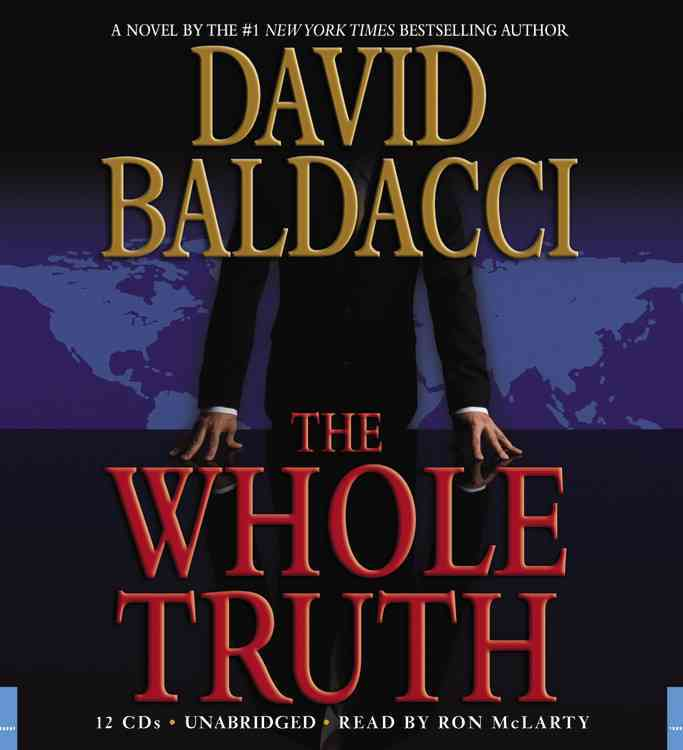 [CD] The Whole Truth By Baldacci, David/ McLarty, Ron (NRT)
